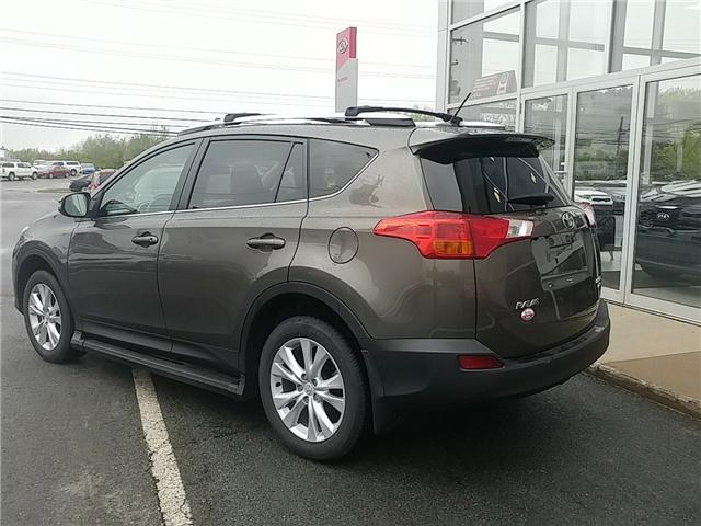 2015 Toyota RAV4 Limited (Stk: 19115A) in New Minas - Image 4 of 19