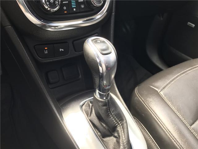 2016 Buick Encore Premium (Stk: GB602323) in Sarnia - Image 20 of 28