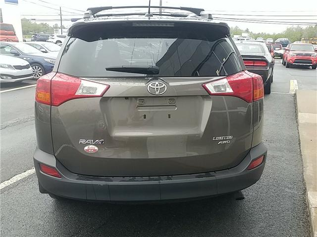 2015 Toyota RAV4 Limited (Stk: 19115A) in New Minas - Image 5 of 19
