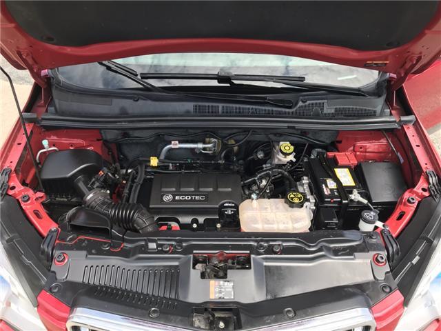 2016 Buick Encore Premium (Stk: GB602323) in Sarnia - Image 27 of 28
