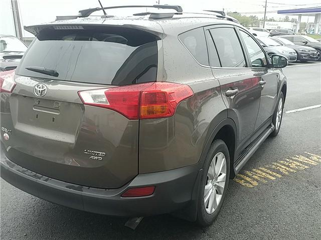 2015 Toyota RAV4 Limited (Stk: 19115A) in New Minas - Image 6 of 19