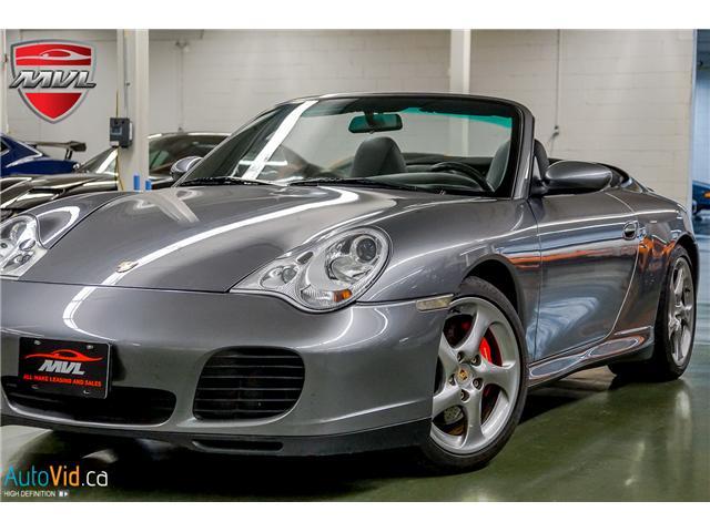 2004 Porsche 911 Carrera 4 (Stk: ) in Oakville - Image 1 of 40