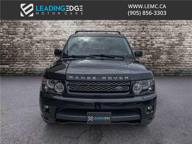 2013 Land Rover Range Rover Sport HSE (Stk: 14219) in Woodbridge - Image 2 of 20