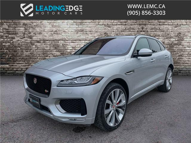 2017 Jaguar F-PACE S (Stk: 14170) in Woodbridge - Image 1 of 19