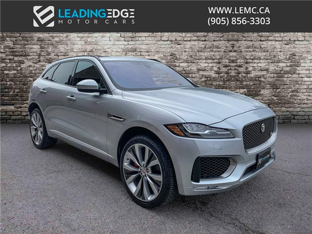 2017 Jaguar F-PACE S (Stk: 14170) in Woodbridge - Image 4 of 19