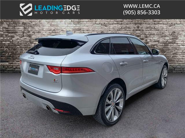 2017 Jaguar F-PACE S (Stk: 14170) in Woodbridge - Image 8 of 19