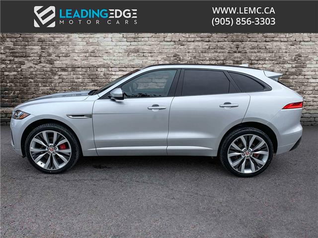 2017 Jaguar F-PACE S (Stk: 14170) in Woodbridge - Image 12 of 19