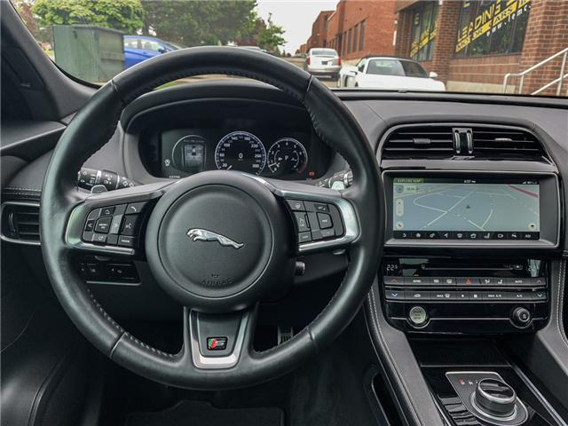 2017 Jaguar F-PACE S (Stk: 14170) in Woodbridge - Image 14 of 19