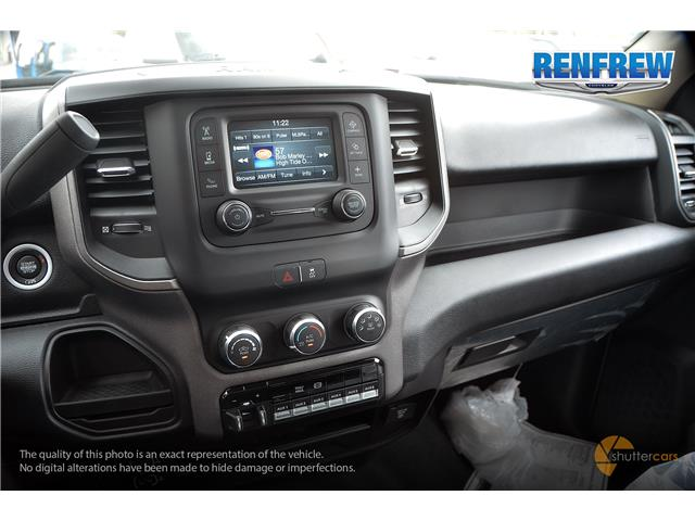 2019 RAM 3500 Tradesman (Stk: K244) in Renfrew - Image 12 of 20