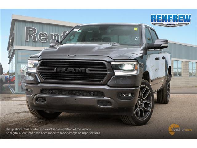 2019 RAM 1500 Sport (Stk: K247) in Renfrew - Image 1 of 20