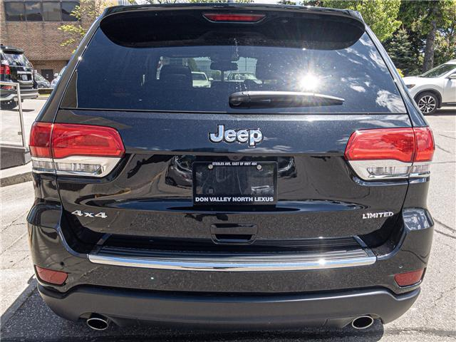 2014 Jeep Grand Cherokee Limited (Stk: 28247A) in Markham - Image 7 of 23
