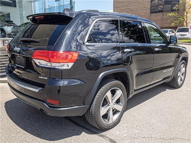 2014 Jeep Grand Cherokee Limited (Stk: 28247A) in Markham - Image 9 of 23