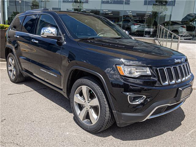 2014 Jeep Grand Cherokee Limited (Stk: 28247A) in Markham - Image 1 of 23