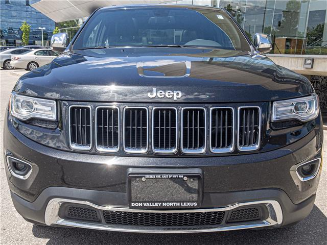2014 Jeep Grand Cherokee Limited (Stk: 28247A) in Markham - Image 2 of 23