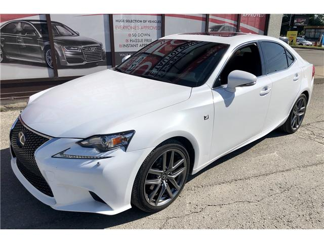 2015 Lexus IS 250 Base (Stk: 020541) in Toronto - Image 2 of 13
