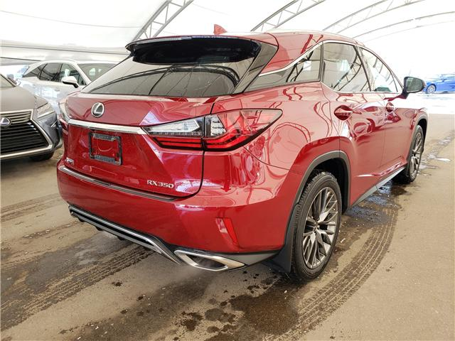 2019 Lexus RX 350 Base (Stk: L19508) in Calgary - Image 4 of 5