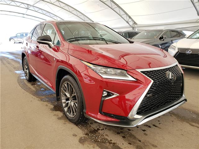 2019 Lexus RX 350 Base (Stk: L19508) in Calgary - Image 1 of 5