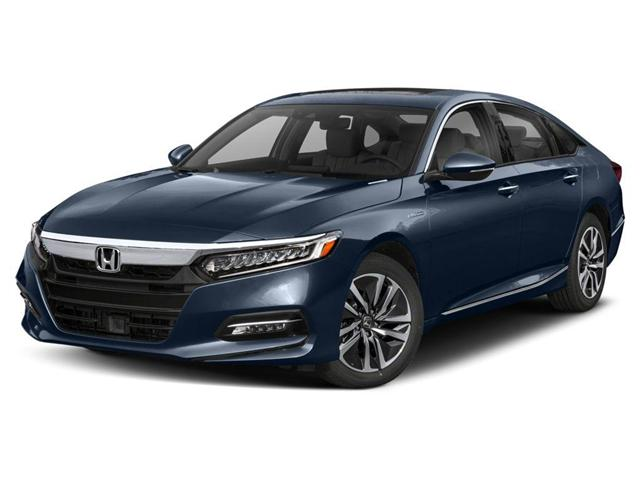 2019 Honda Accord Hybrid Touring (Stk: 191298) in Barrie - Image 1 of 9