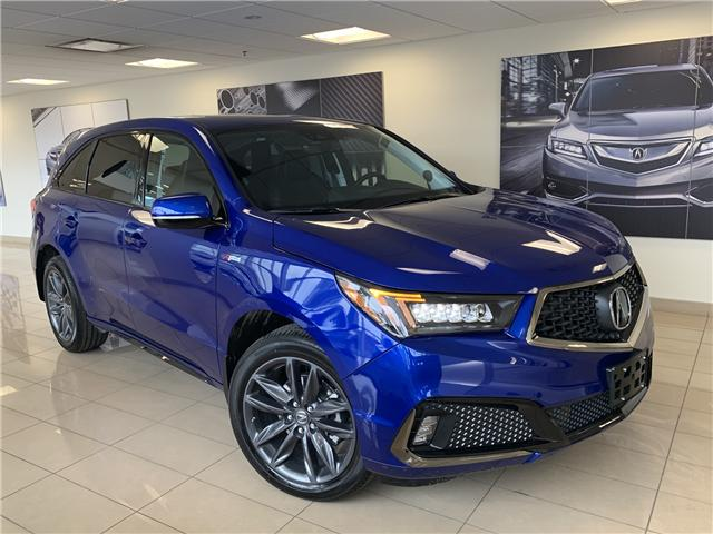 2019 Acura MDX A-Spec (Stk: M12674) in Toronto - Image 1 of 10