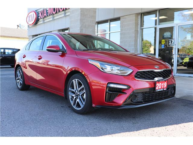 2019 Kia Forte EX+ (Stk: ) in Cobourg - Image 1 of 22
