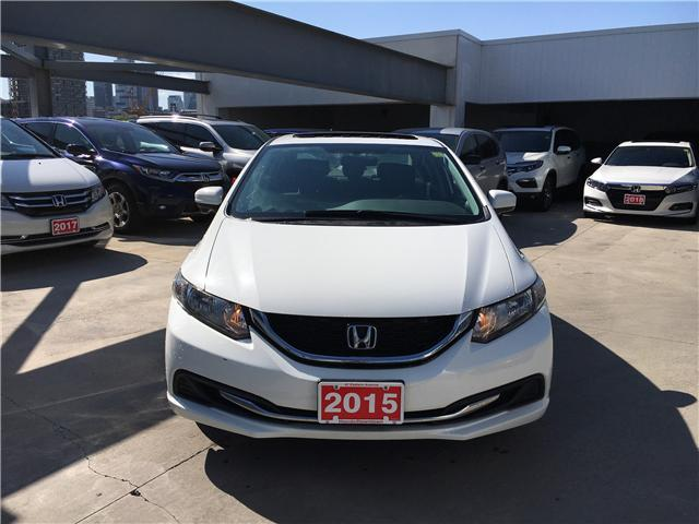 2015 Honda Civic EX (Stk: HP3259) in Toronto - Image 2 of 19