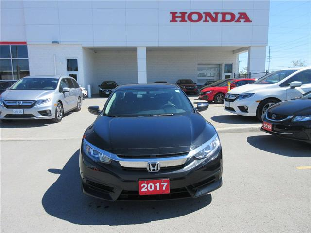 2017 Honda Civic LX (Stk: 27158A) in Ottawa - Image 2 of 14