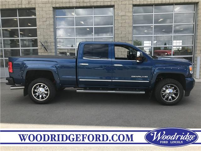 2017 GMC Sierra 2500HD Denali (Stk: 17261) in Calgary - Image 2 of 22