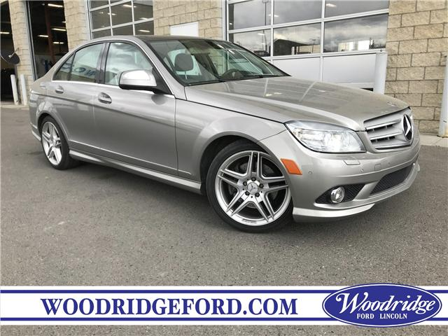 2009 Mercedes-Benz C-Class Base (Stk: K-270A) in Calgary - Image 1 of 23