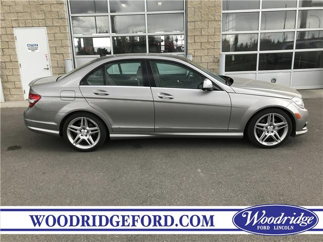 2009 Mercedes-Benz C-Class Base (Stk: K-270A) in Calgary - Image 2 of 23