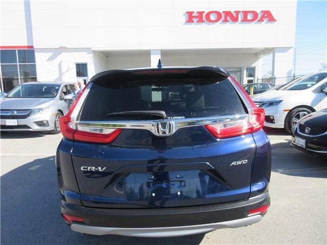 2017 Honda CR-V EX (Stk: 27087L) in Ottawa - Image 4 of 12