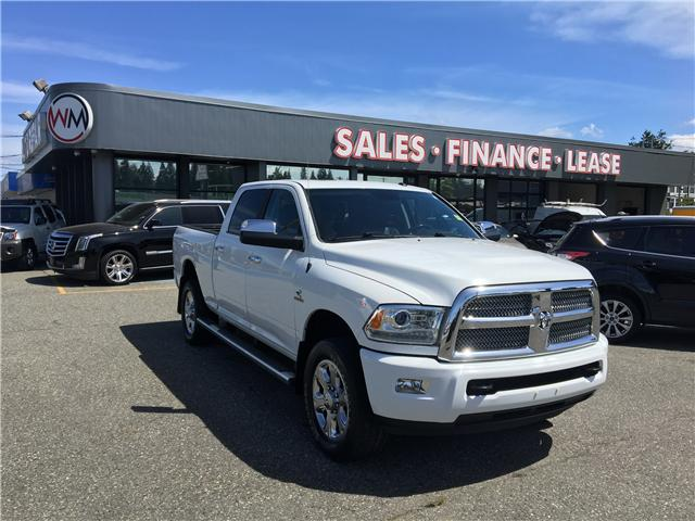2014 RAM 3500 Longhorn (Stk: 14-138190) in Abbotsford - Image 1 of 19