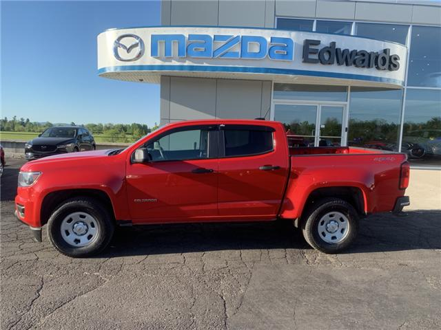 2016 Chevrolet Colorado WT (Stk: 21825) in Pembroke - Image 1 of 10