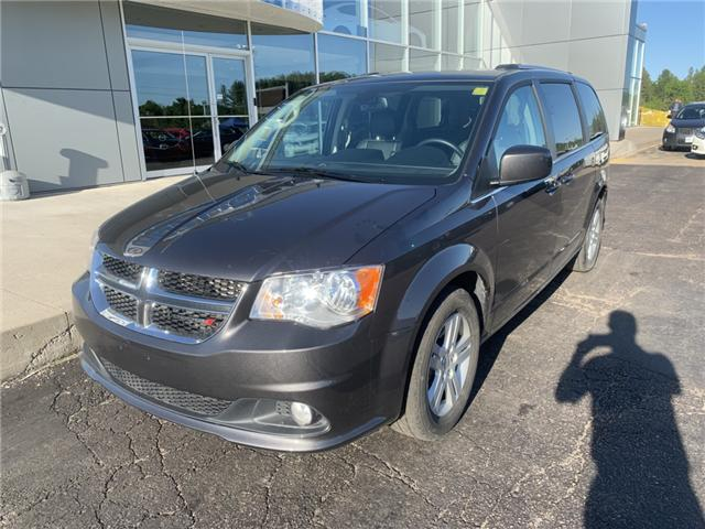 2018 Dodge Grand Caravan Crew (Stk: 21830) in Pembroke - Image 2 of 10