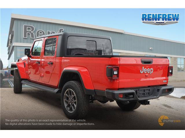 2020 Jeep Gladiator Overland (Stk: K255) in Renfrew - Image 4 of 20