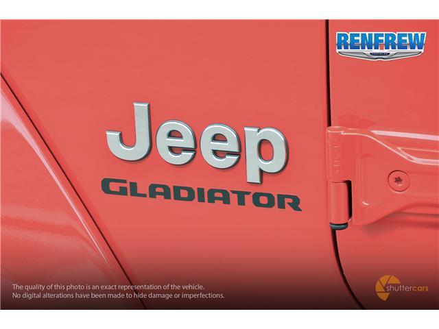 2020 Jeep Gladiator Overland (Stk: K255) in Renfrew - Image 6 of 20