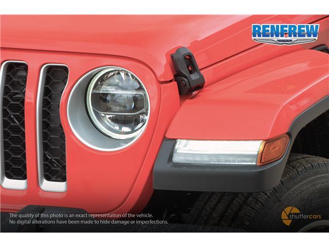 2020 Jeep Gladiator Overland (Stk: K255) in Renfrew - Image 7 of 20