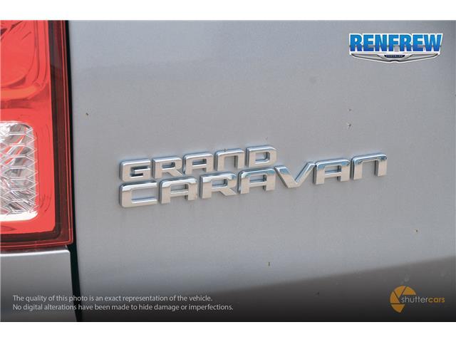 2019 Dodge Grand Caravan CVP/SXT (Stk: K253) in Renfrew - Image 5 of 20
