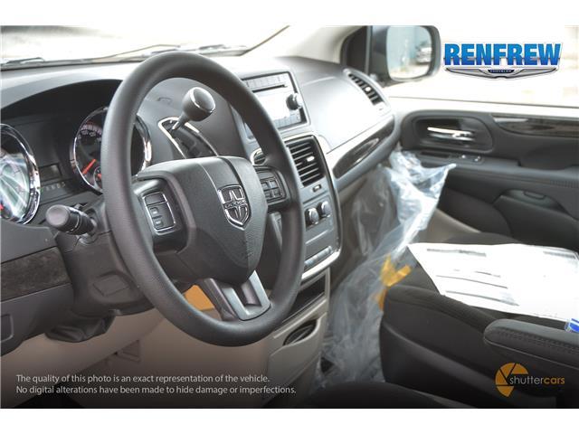 2019 Dodge Grand Caravan CVP/SXT (Stk: K253) in Renfrew - Image 11 of 20