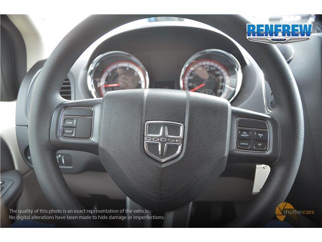 2019 Dodge Grand Caravan CVP/SXT (Stk: K253) in Renfrew - Image 13 of 20