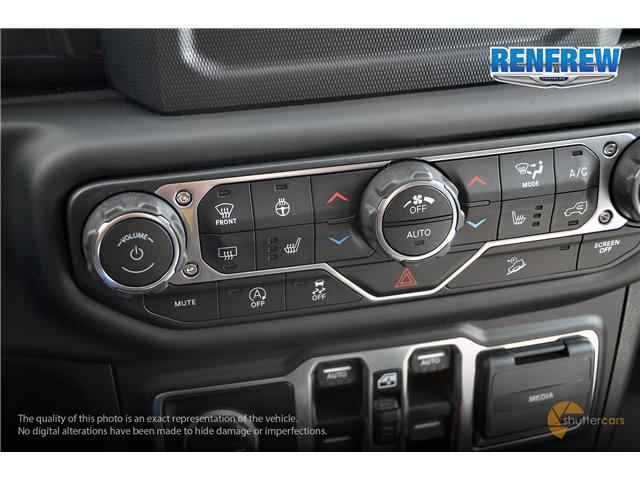 2019 Jeep Wrangler Unlimited Sport (Stk: K256) in Renfrew - Image 15 of 20