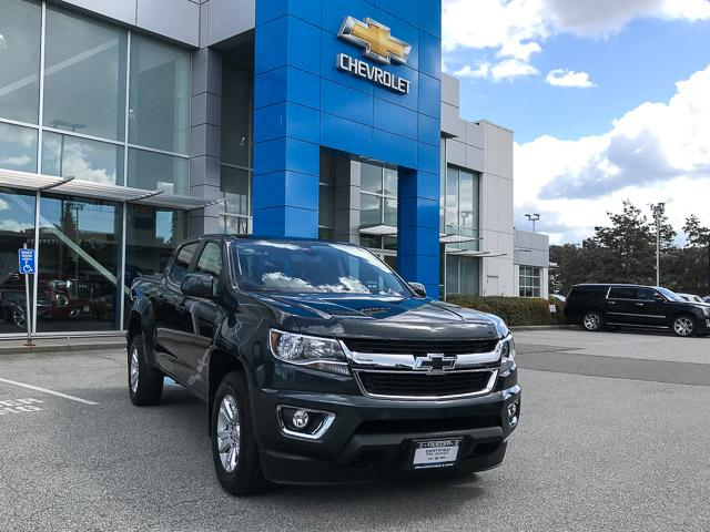 2018 Chevrolet Colorado LT (Stk: 972340) in North Vancouver - Image 2 of 28