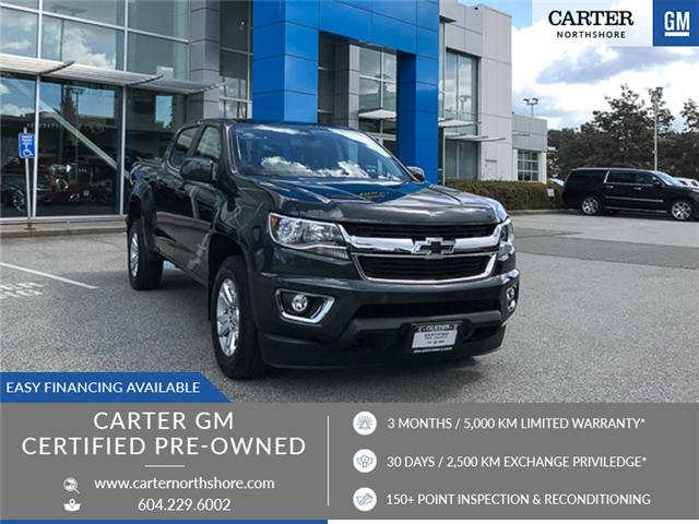 2018 Chevrolet Colorado LT (Stk: 972340) in North Vancouver - Image 1 of 28