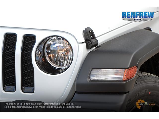 2019 Jeep Wrangler Unlimited Sport (Stk: K260) in Renfrew - Image 7 of 20
