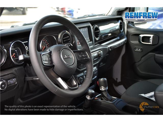 2019 Jeep Wrangler Unlimited Sport (Stk: K260) in Renfrew - Image 8 of 20