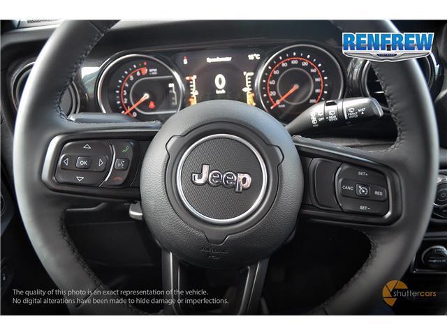 2019 Jeep Wrangler Unlimited Sport (Stk: K260) in Renfrew - Image 10 of 20