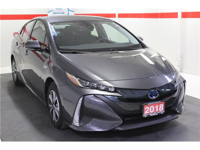 2018 Toyota Prius Prime Base (Stk: 298418S) in Markham - Image 2 of 24