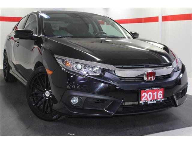 2016 Honda Civic EX-T (Stk: 298451S) in Markham - Image 1 of 25