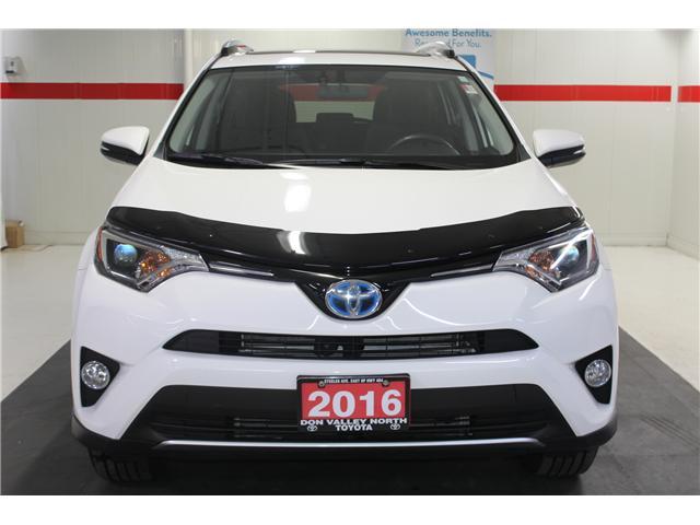 2016 Toyota RAV4 Hybrid XLE (Stk: 298417S) in Markham - Image 3 of 25