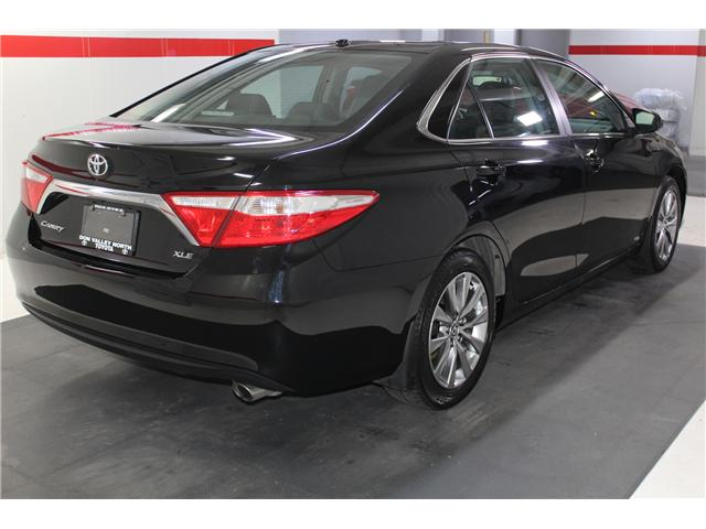 2016 Toyota Camry XLE (Stk: 298332S) in Markham - Image 25 of 26