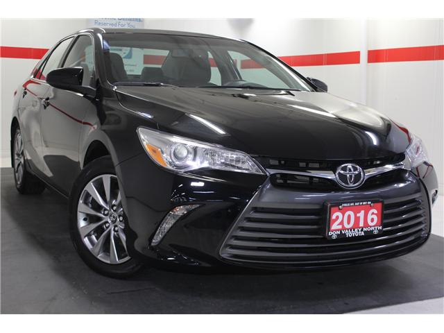 2016 Toyota Camry XLE (Stk: 298332S) in Markham - Image 1 of 26